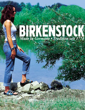 Birkenstock Medina Leather Habana Sandals from Bstore. Westfield