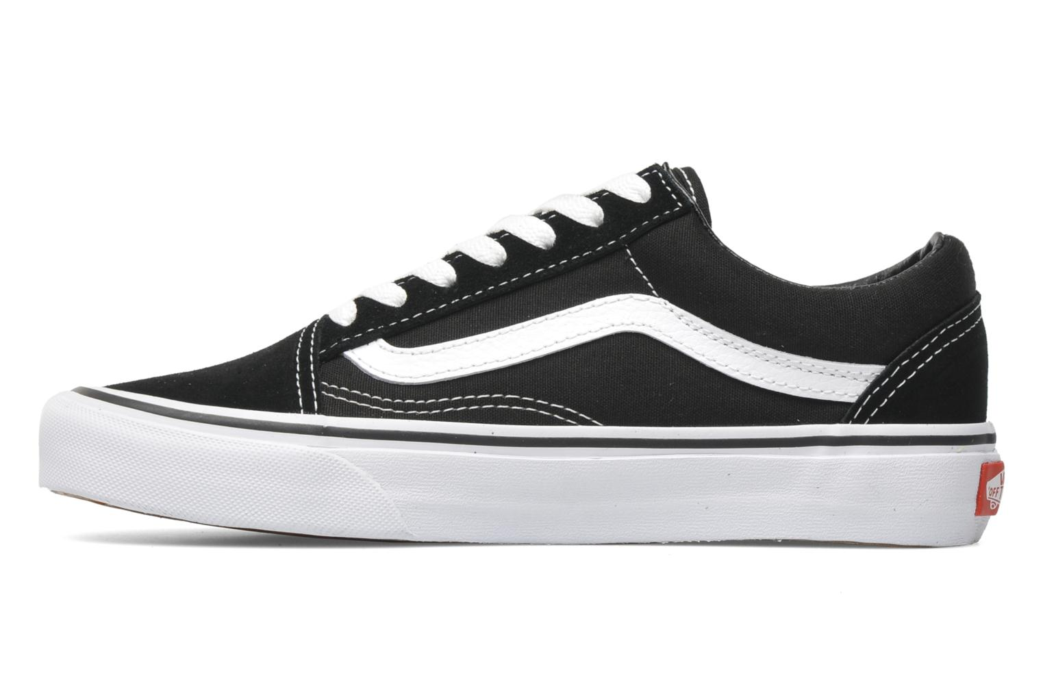 vans old skool w trainers in black at 164796. Black Bedroom Furniture Sets. Home Design Ideas