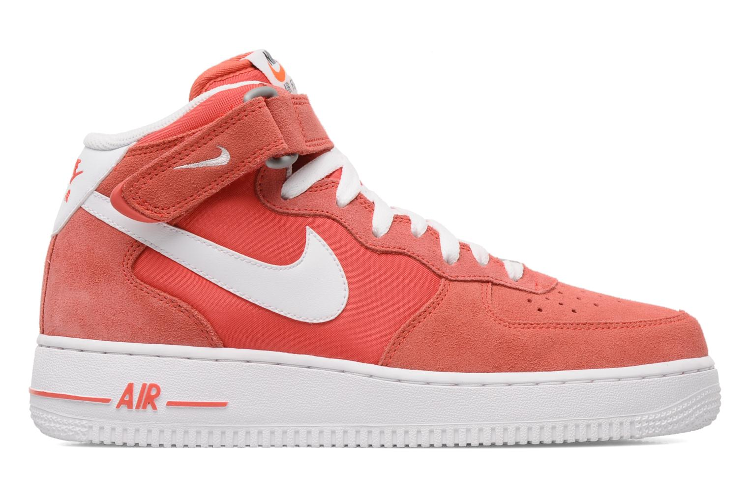 nike air force 1 mid trainers in pink at 154167. Black Bedroom Furniture Sets. Home Design Ideas