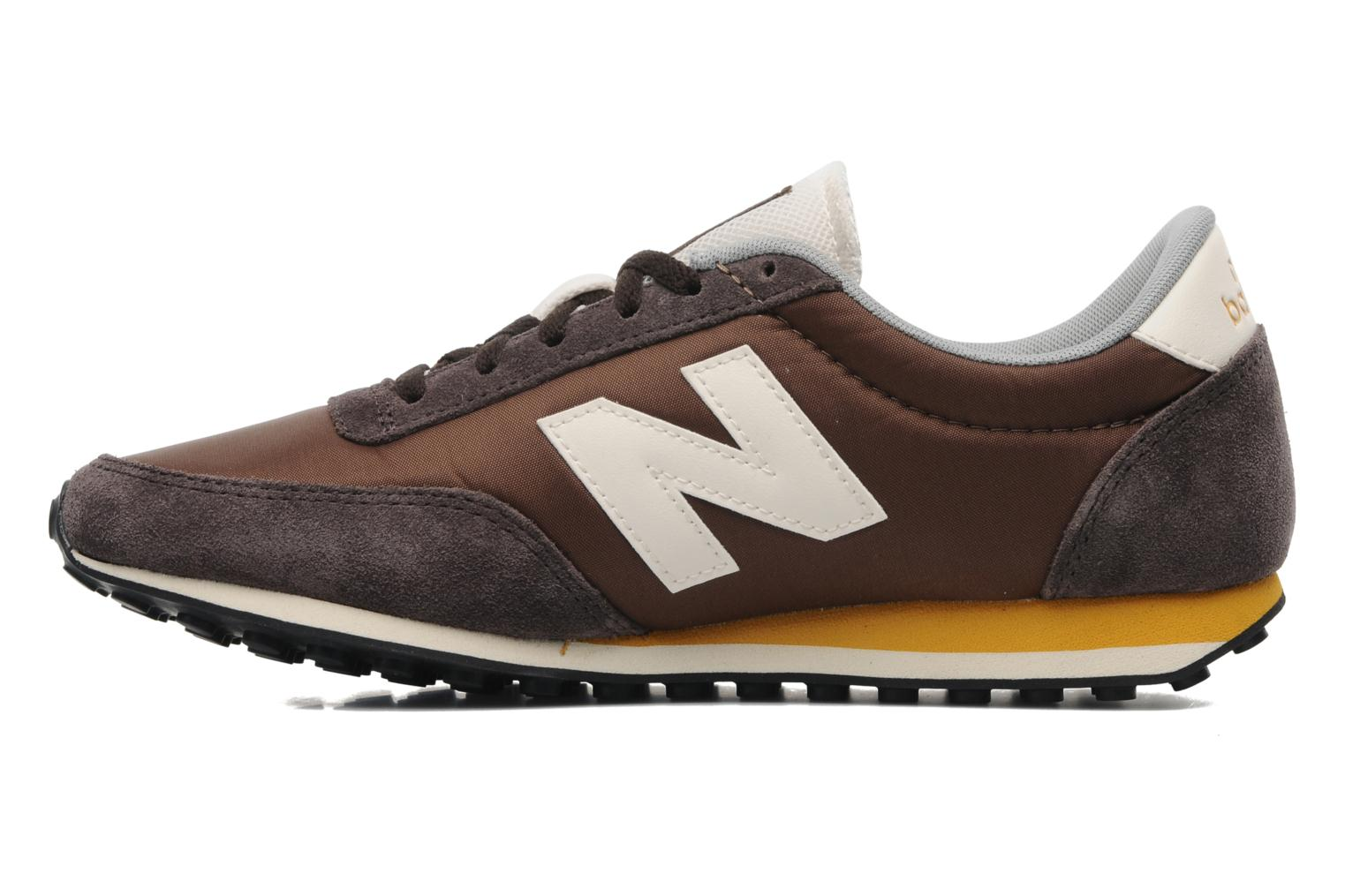 new balance u410 trainers in brown at 186059. Black Bedroom Furniture Sets. Home Design Ideas