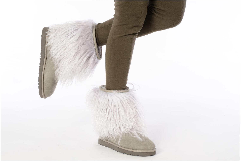 sheepskin cuff ugg boots