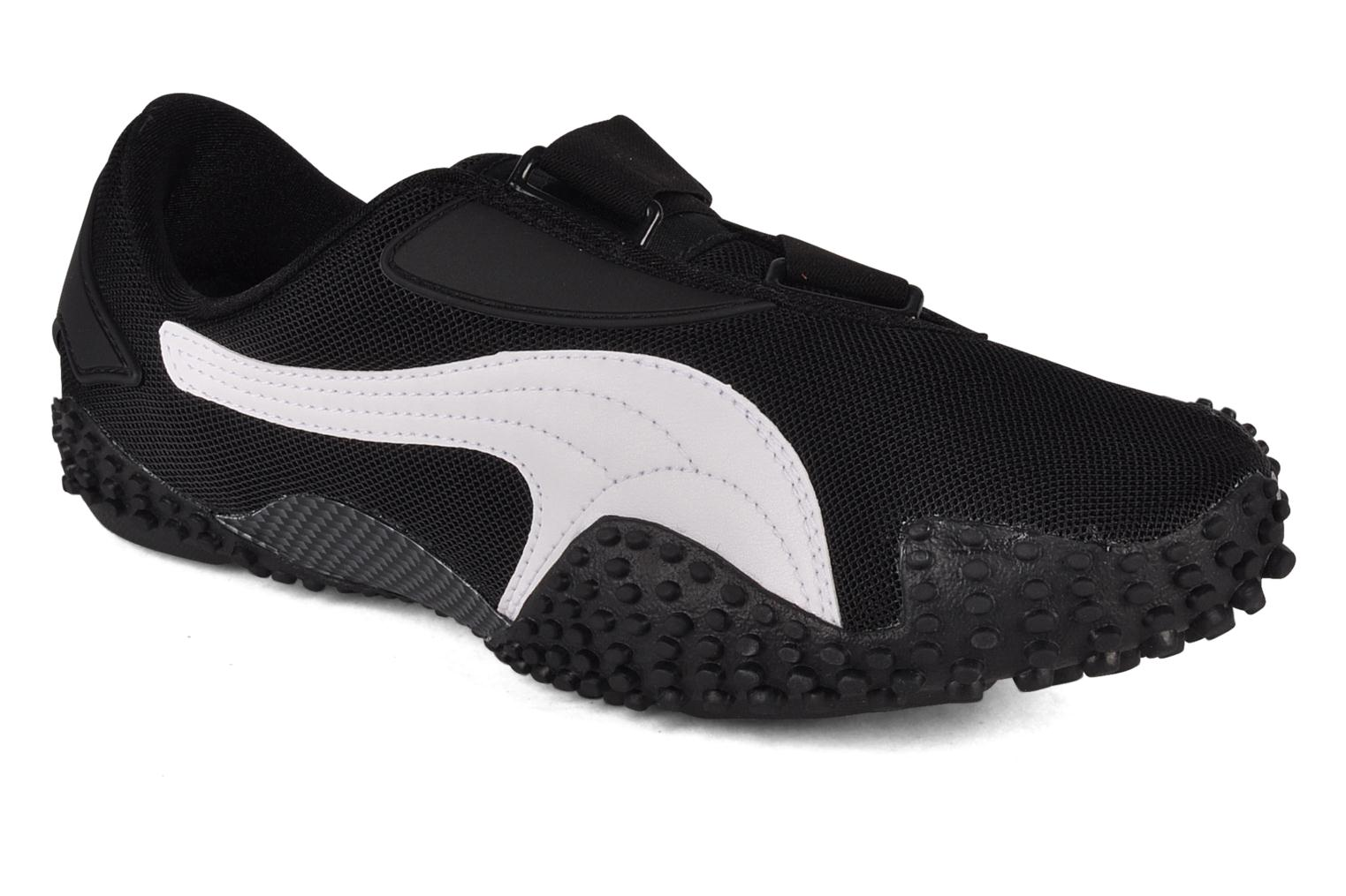 Puma Mostro mesh Trainers in Black at Sarenza.co.uk (44444)