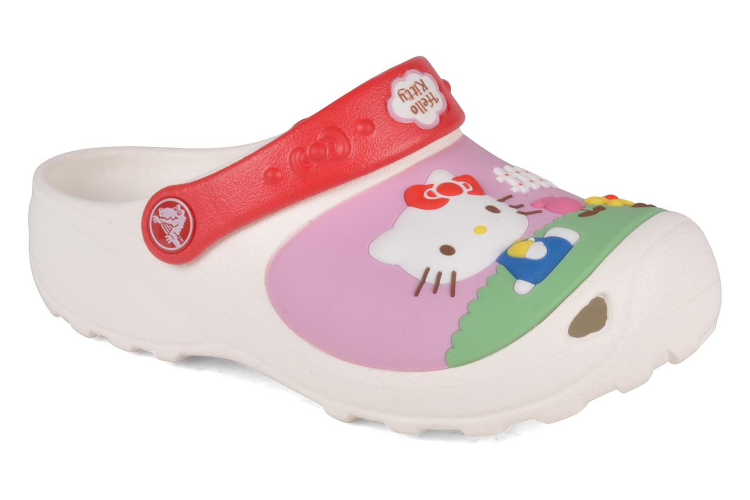 Crocs Hello kitty custom clog Sandals in Multicolor at Sarenza co uk (49556)
