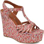 Jeffrey Campbell Swansong floral