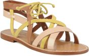 Tila March Flat sandal cage