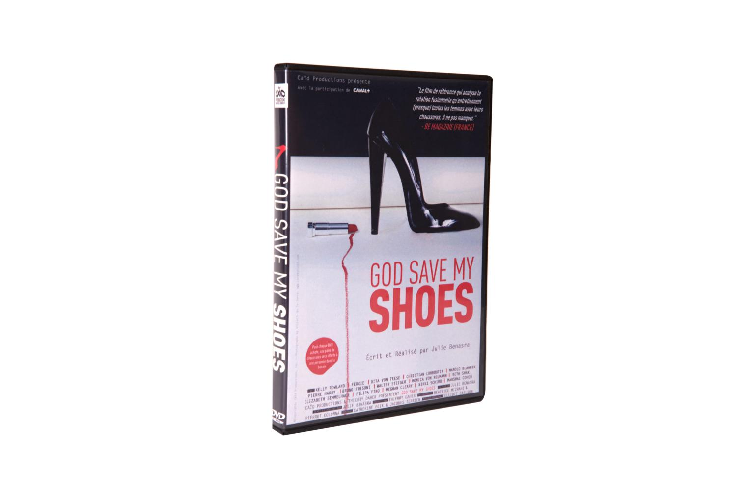 Dvd God Save my Shoes God Save my Shoes Dvd God Save