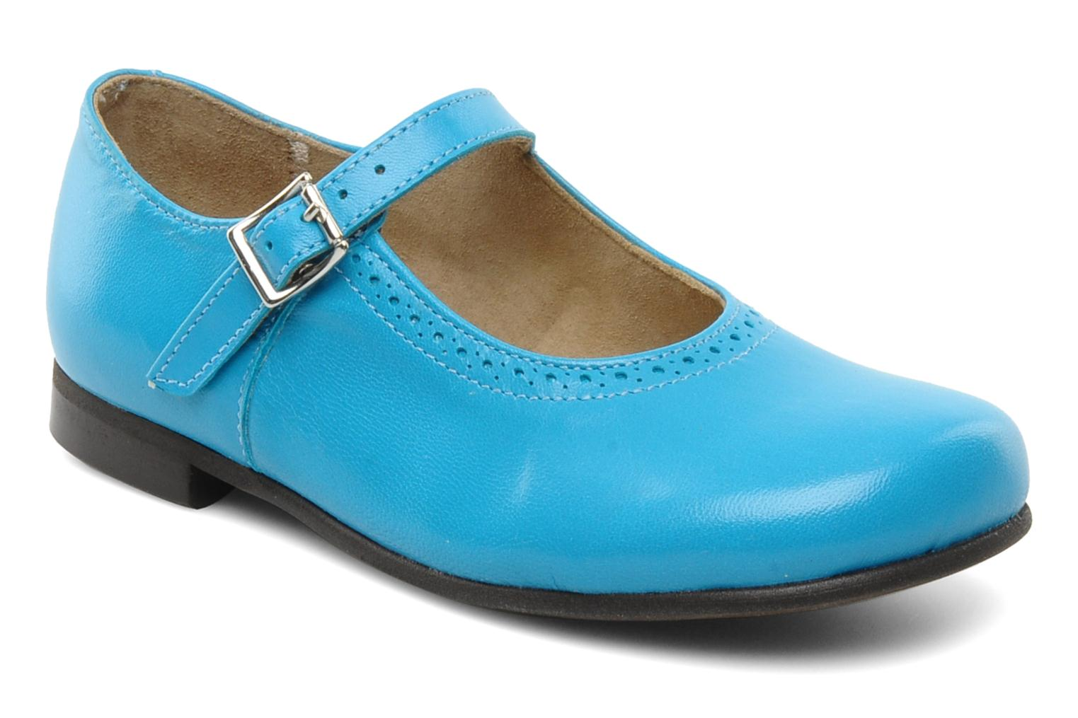 Start rite classics clare europe bleu ballerines chez - Taille d une palette europe ...