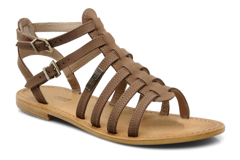 les trop ziennes par m belarbi hortense sandals in brown at 90041. Black Bedroom Furniture Sets. Home Design Ideas