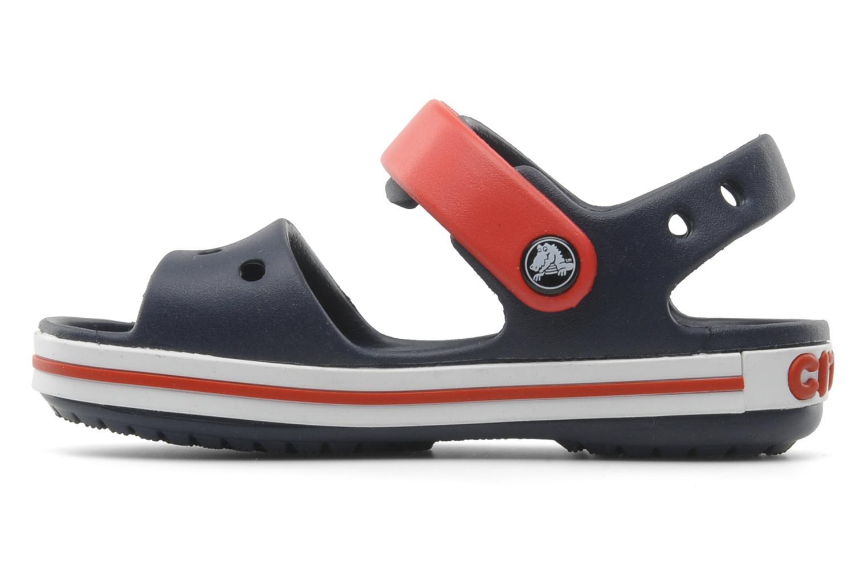 crocs crocband sandal kids blauw sandalen bij 90353. Black Bedroom Furniture Sets. Home Design Ideas