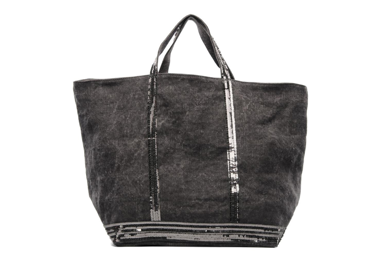 vanessa bruno cabas lin paillettes xl gris sacs main chez sarenza 168085. Black Bedroom Furniture Sets. Home Design Ideas