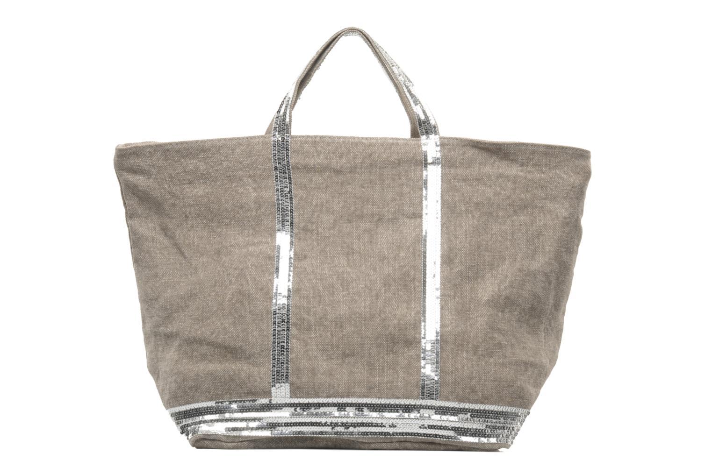 vanessa bruno cabas lin paillettes xl beige sacs. Black Bedroom Furniture Sets. Home Design Ideas