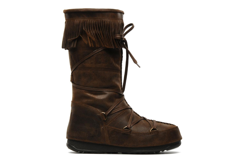 moon boot dakota boots wellies in brown at sarenza co uk