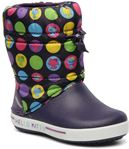 Crocs Crocband 2,5 Gust Boot Hello Kitty Colorful Circles
