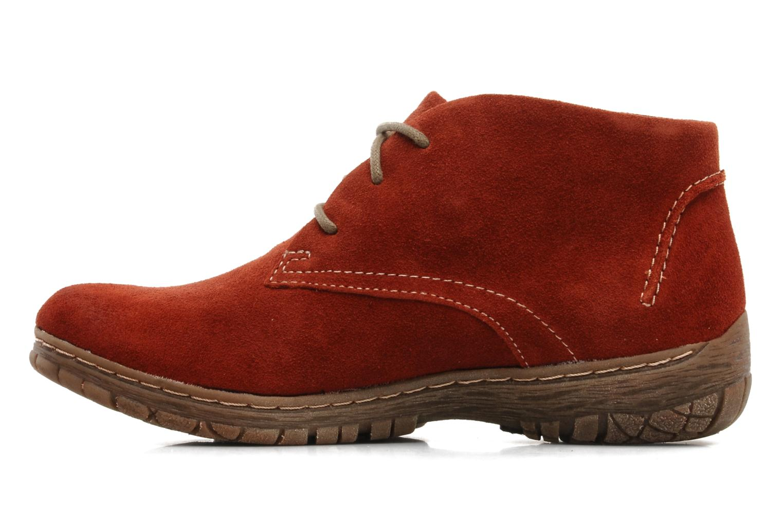 tamaris lorisse ankle boots in orange at. Black Bedroom Furniture Sets. Home Design Ideas
