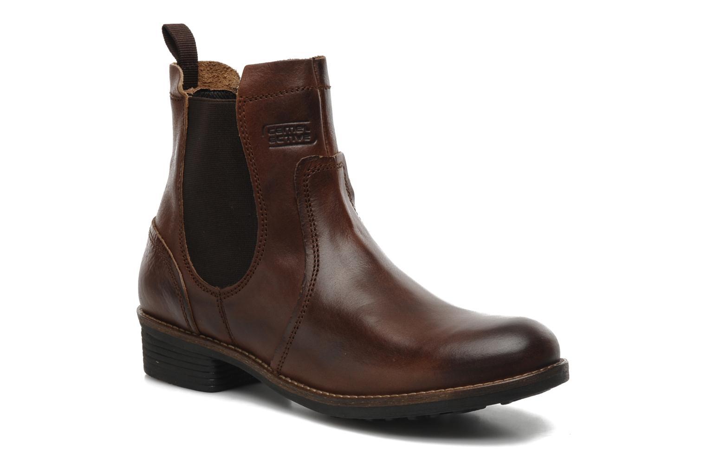 camel active modena 71 ankle boots in brown at. Black Bedroom Furniture Sets. Home Design Ideas