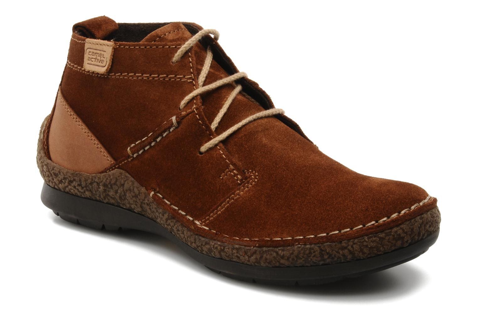 Awesome Brown Boots N180001906 3539Camel Active Women ShoesCamel Active
