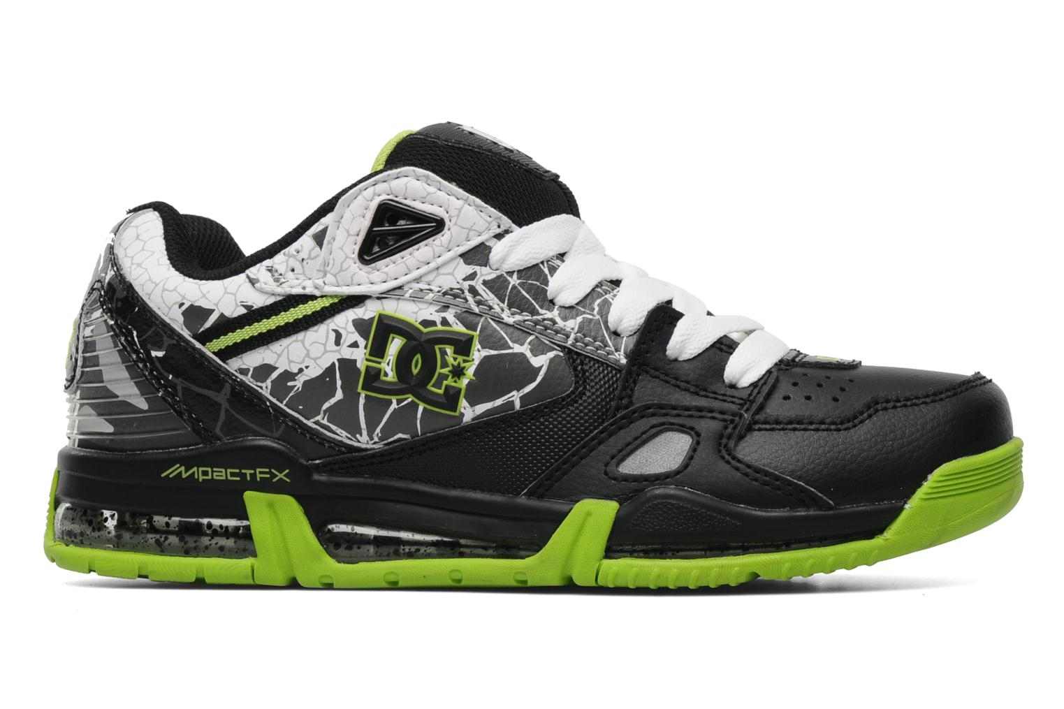 dc shoes ken block versaflex sport shoes in black at 111063. Black Bedroom Furniture Sets. Home Design Ideas