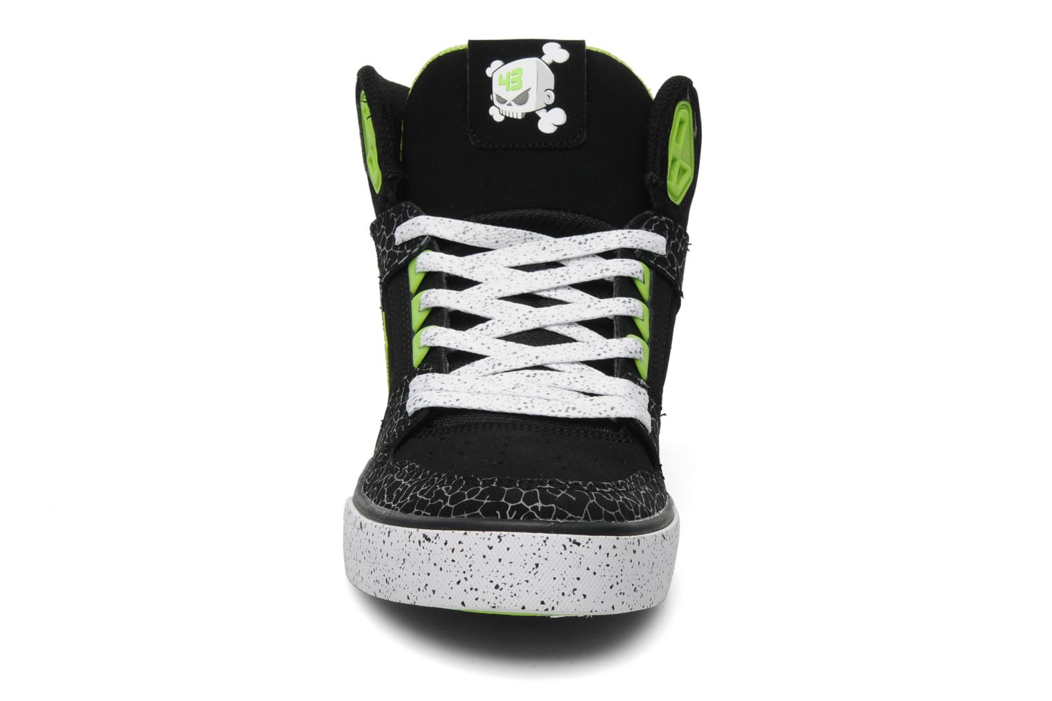 dc shoes spartan hi wc ken block sport shoes in black at. Black Bedroom Furniture Sets. Home Design Ideas