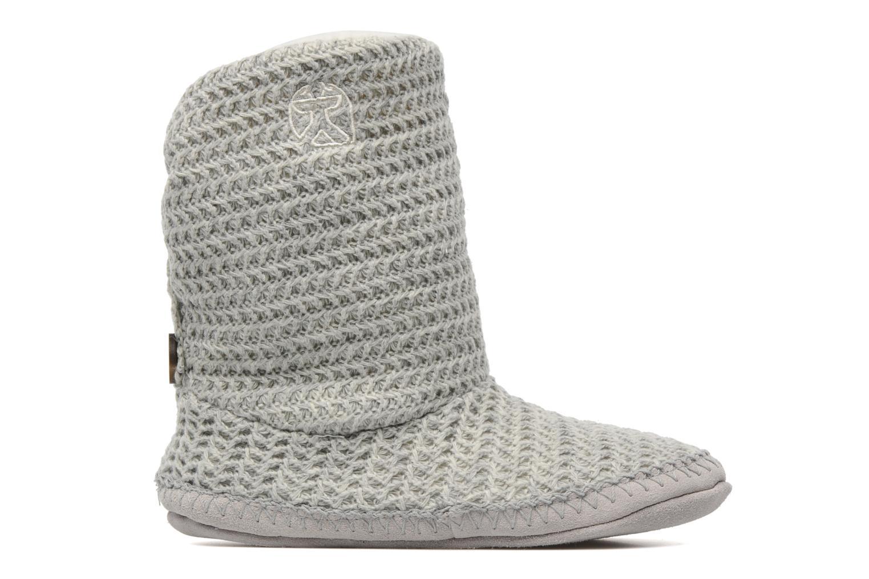 bedroom athletics kim slippers in grey at