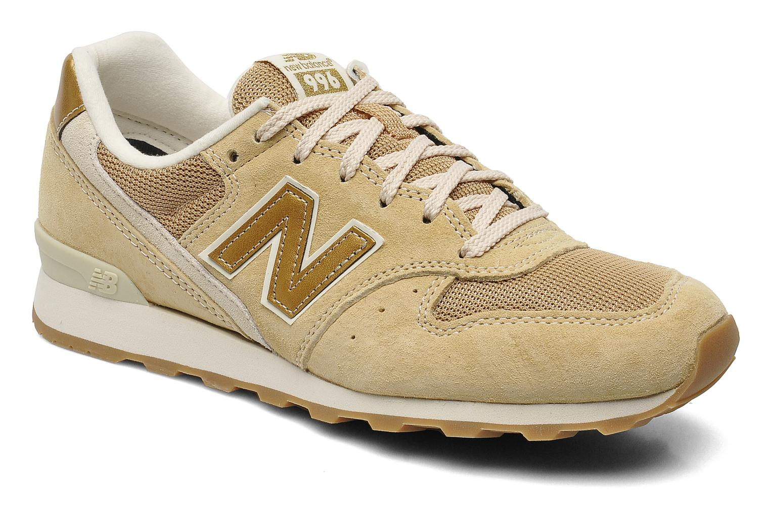 new balance wr996 trainers in beige at 201555. Black Bedroom Furniture Sets. Home Design Ideas