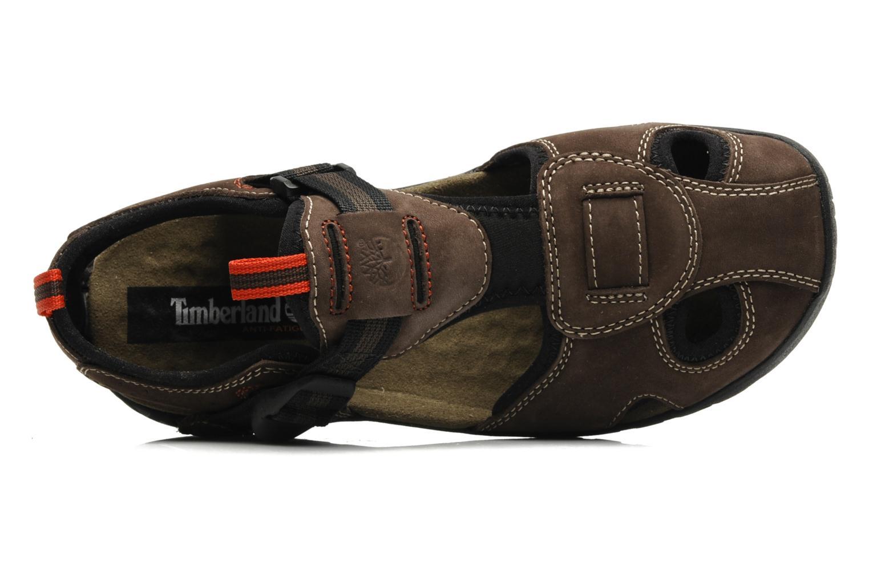 timberland sport toe sandal marron sandales et nu. Black Bedroom Furniture Sets. Home Design Ideas