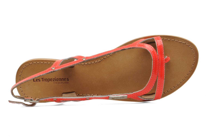 les trop ziennes par m belarbi isatis rouge sandales et nu pieds chez sarenza 122595. Black Bedroom Furniture Sets. Home Design Ideas