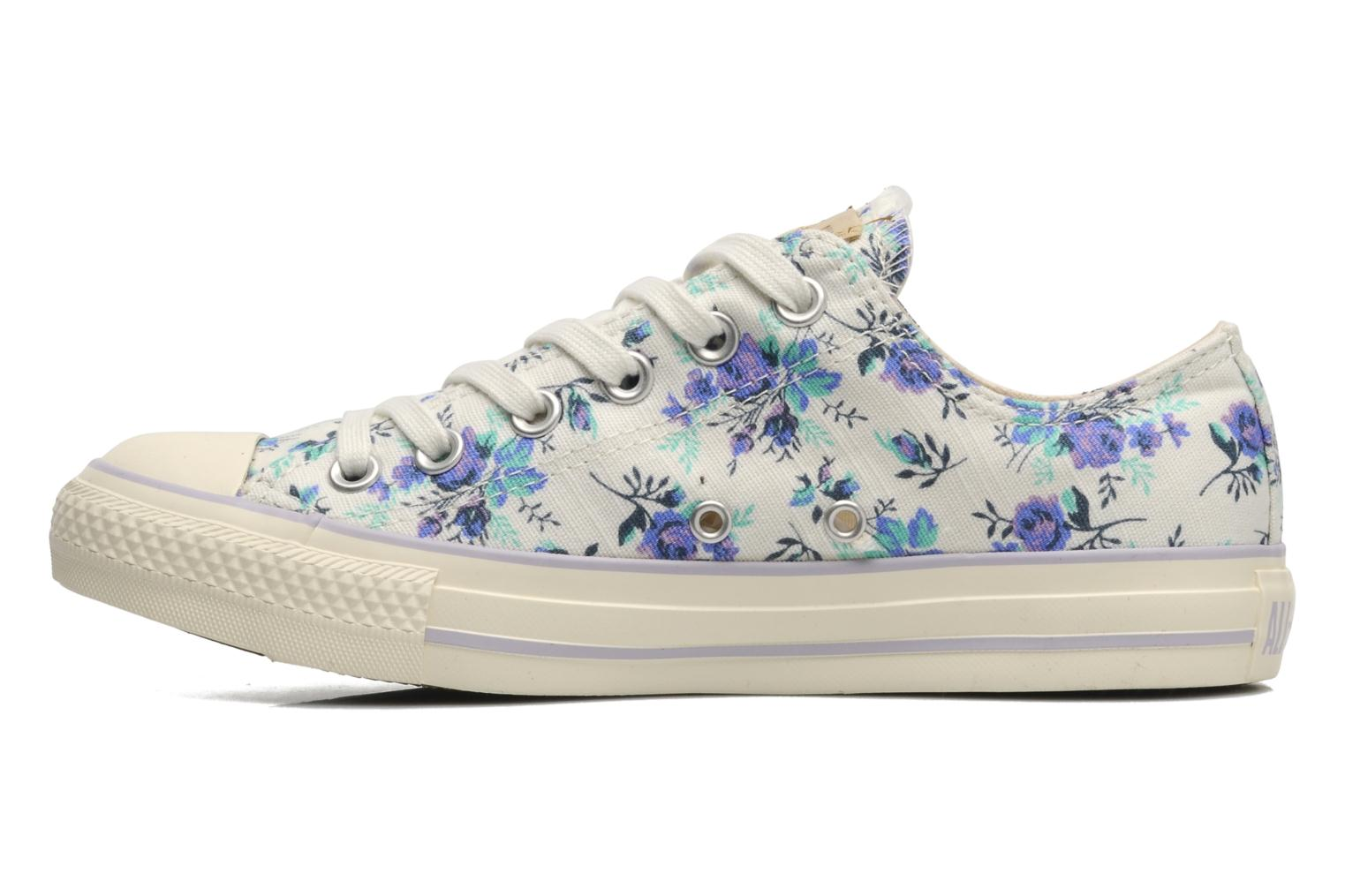 8bbc9d250fe5 CHUCK TAYLOR ALL STAR FLORAL PRINT OX W BY CONVERSE (MULTICOLOR ...