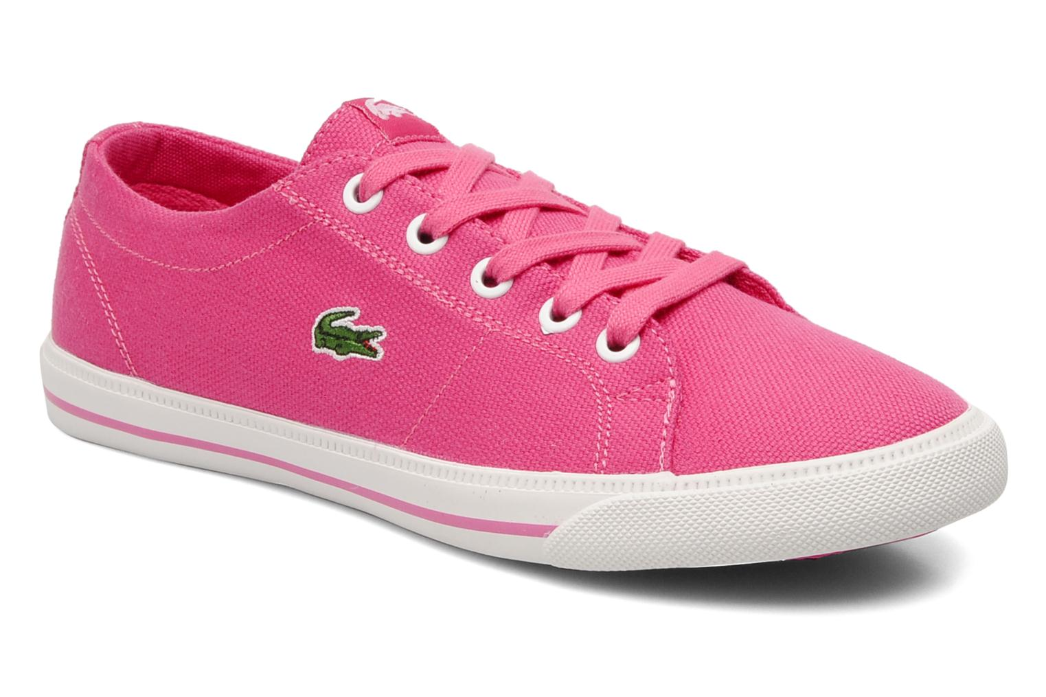 Lacoste Chaussure Femme Rose