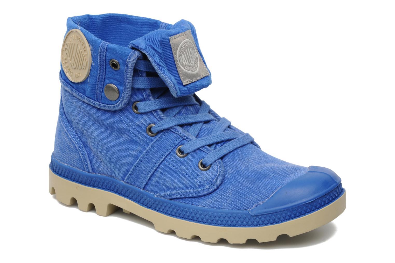 palladium baggy cvs f  bleu