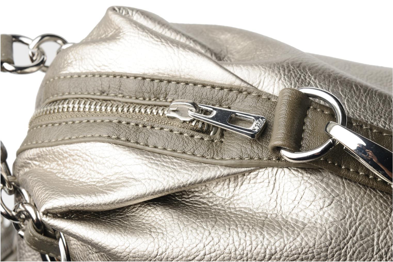 mexx metallic accent shopper silber handtaschen bei. Black Bedroom Furniture Sets. Home Design Ideas