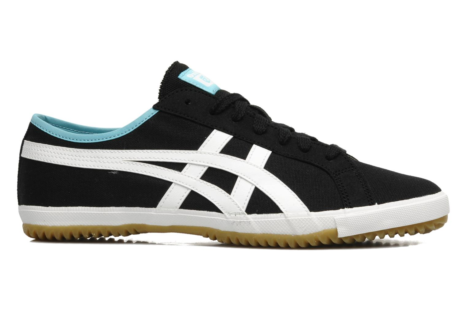 onitsuka tiger retro glide cv m trainers in black at sarenza co uk  136127