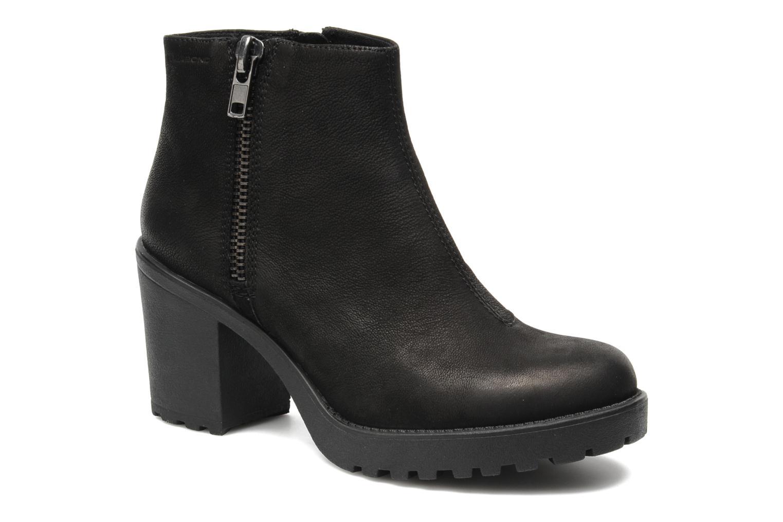 vagabond grace 3628 450 ankle boots in black at 139431. Black Bedroom Furniture Sets. Home Design Ideas