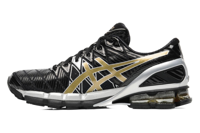 asics gel kinsei 5 sport shoes in black at. Black Bedroom Furniture Sets. Home Design Ideas