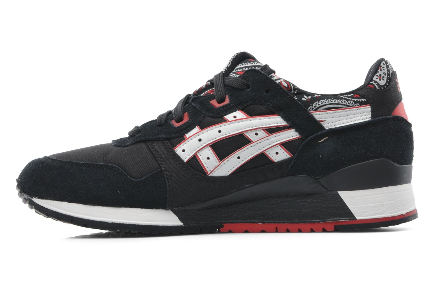 asics gel lyte iii noir baskets chez sarenza 184338. Black Bedroom Furniture Sets. Home Design Ideas
