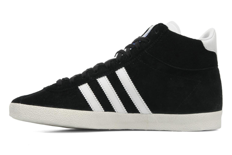 adidas originals gazelle og mid ef w trainers in black at. Black Bedroom Furniture Sets. Home Design Ideas