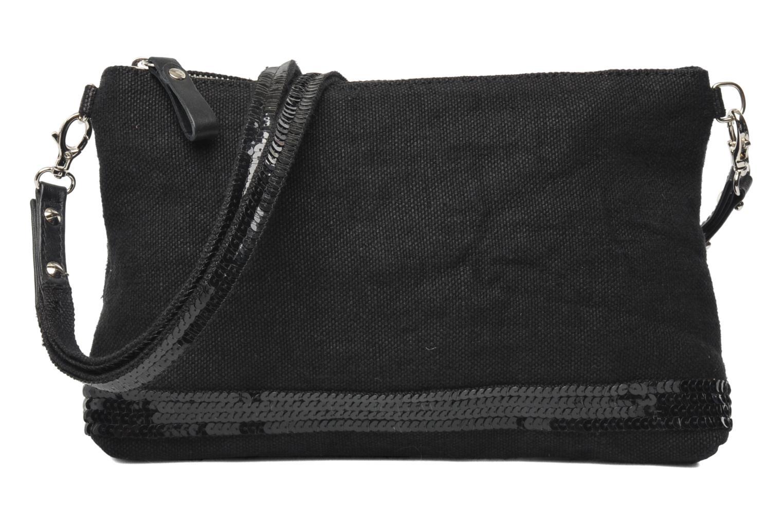 Vanessa bruno trotteur lin paillettes noir sacs main - Paillette de lin ...