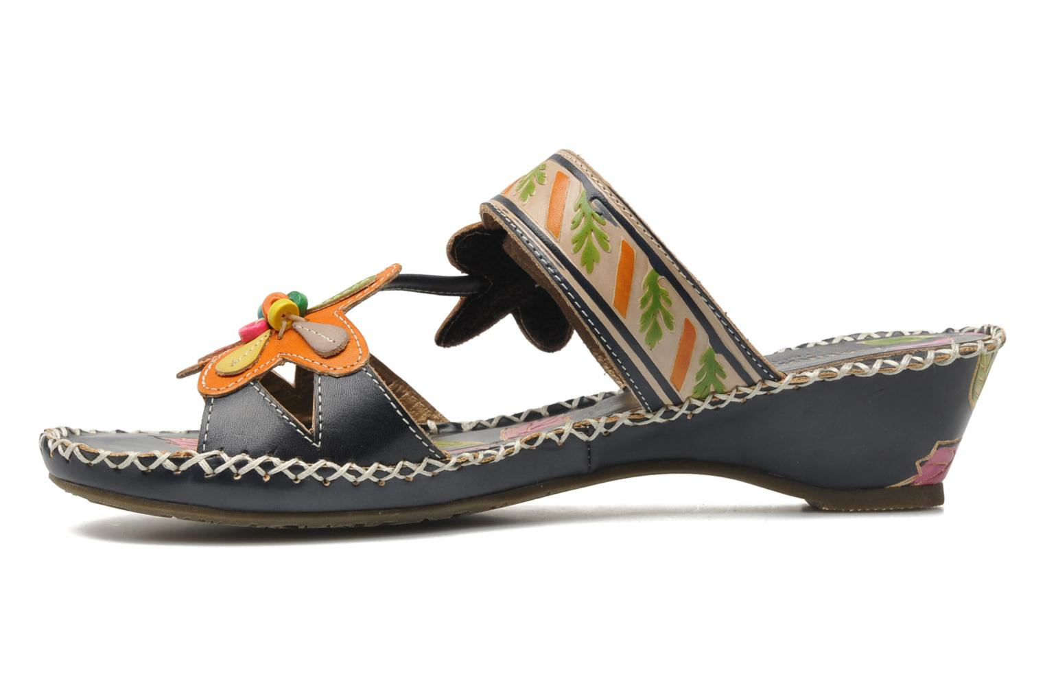 laura vita peggie mules clogs in multicolor at 178246. Black Bedroom Furniture Sets. Home Design Ideas