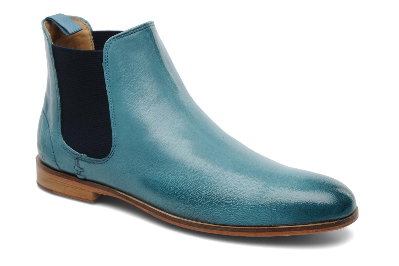melvin hamilton susan 10 ankle boots in blue at 180492. Black Bedroom Furniture Sets. Home Design Ideas