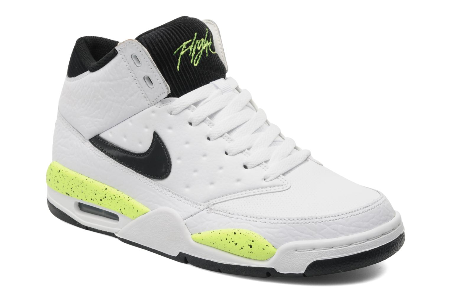 nike nike air flight classic trainers in white at sarenza. Black Bedroom Furniture Sets. Home Design Ideas