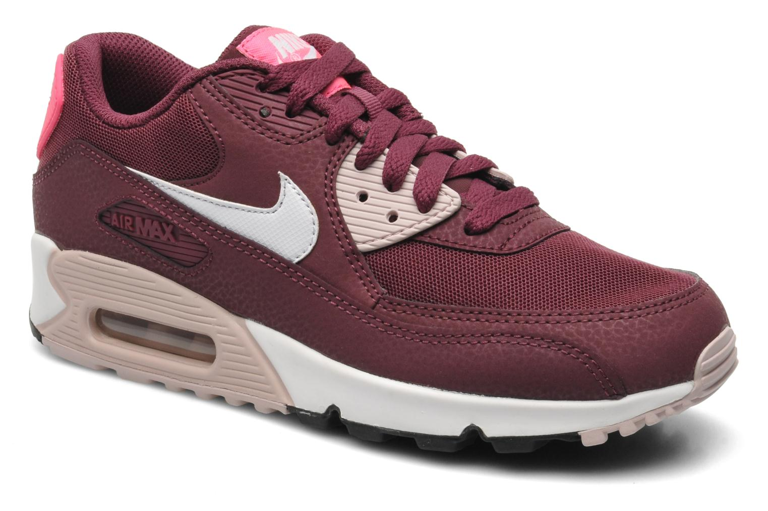 zapatillas nike air max bordo