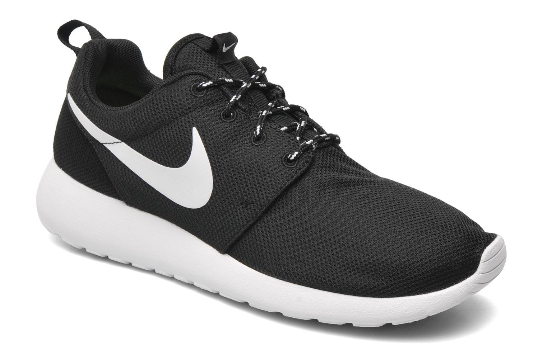 6d8ac61f56c Nike Roshe Run Helemaal Zwart cazarafashion.nl