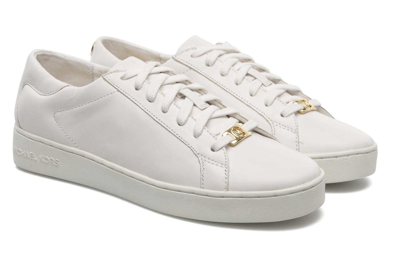 Michael Michael Kors Keaton Sneaker Trainers in White at ...