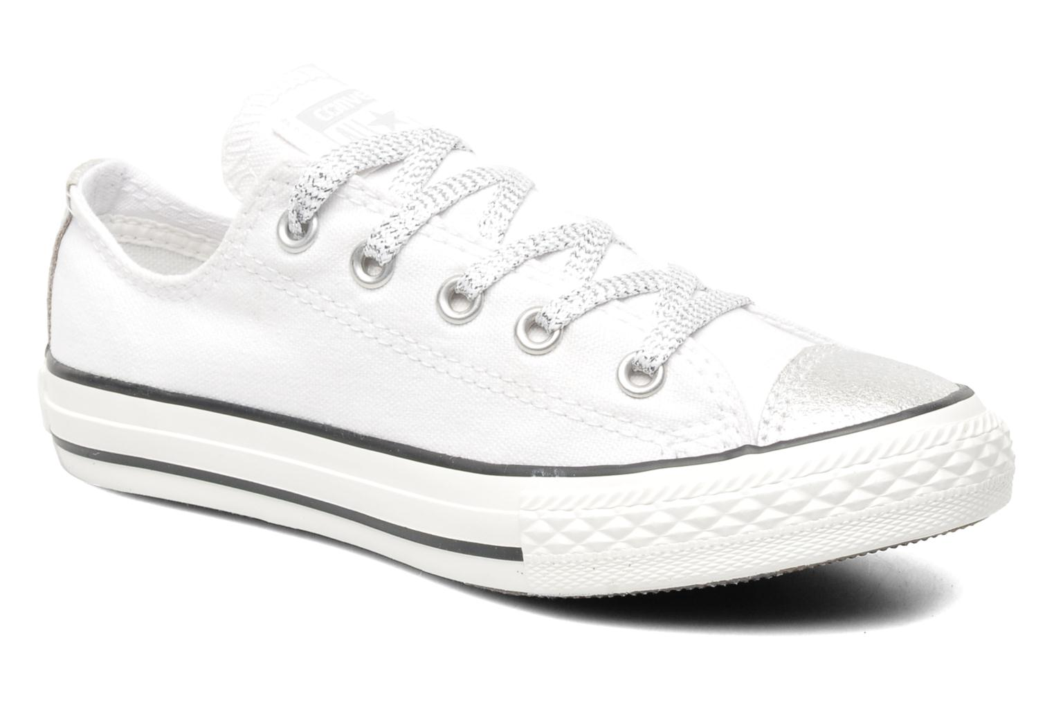 Converse Chuck Taylor All Star Glam Rock Ox K (Blanc