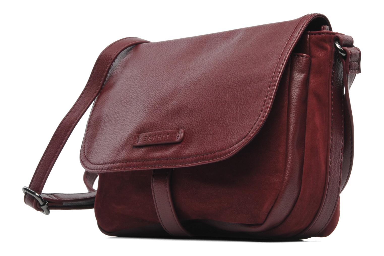 esprit helen m shoulderbag weinrot handtaschen bei 186624. Black Bedroom Furniture Sets. Home Design Ideas