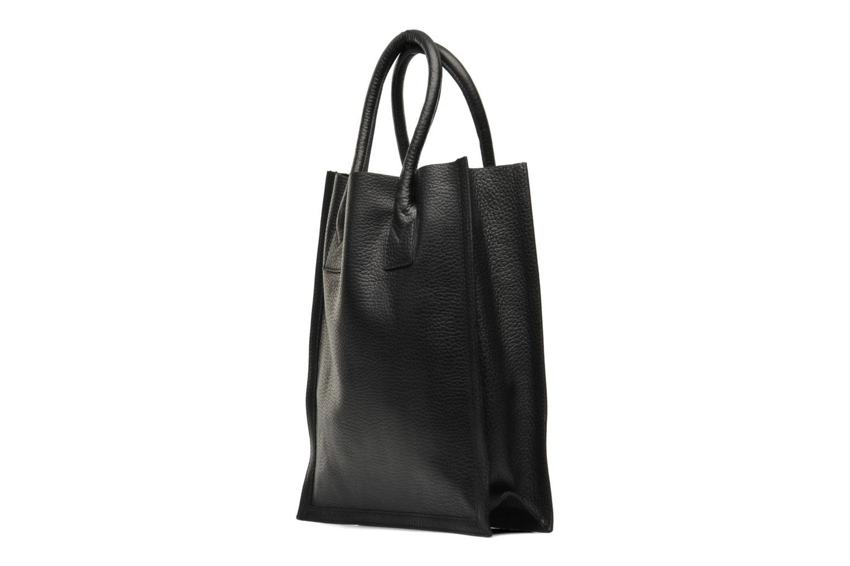 Zalando Mexx Tassen : Mexx essentials leather tote zwart handtassen bij