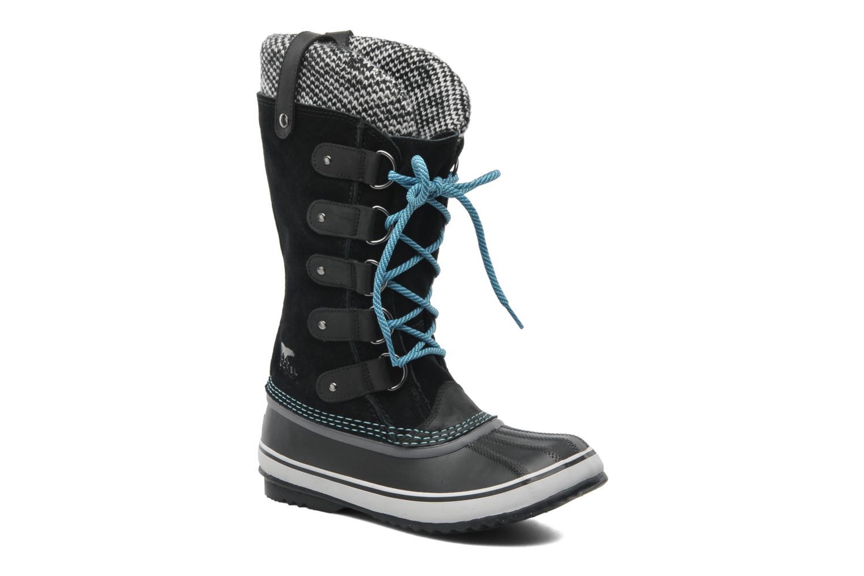 Sorel joan of arctic knit noir chaussures de sport chez sarenza