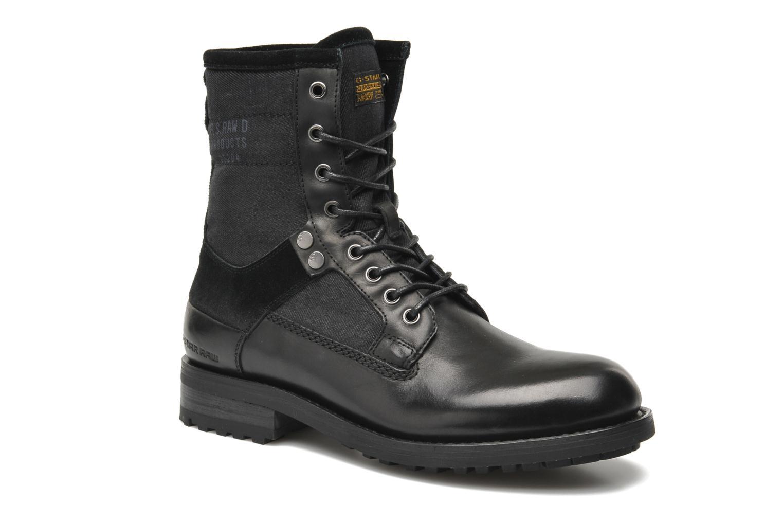 new mens black leather beacon ugg boots uk 5 eu 41 uk 7