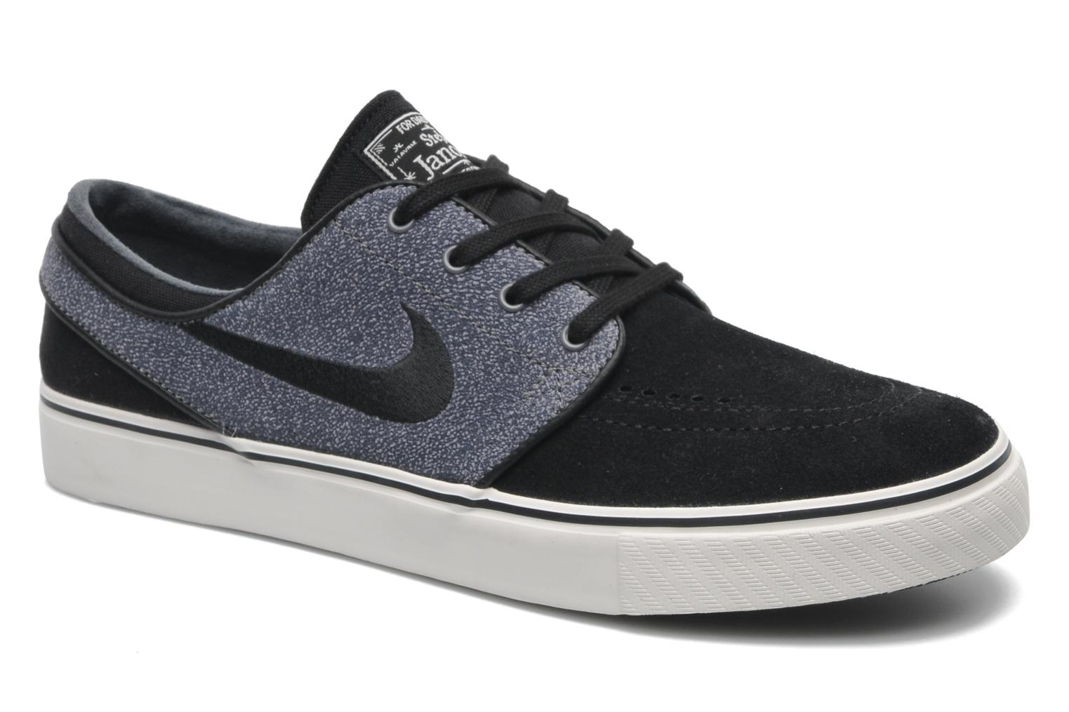 nike nike zoom stefan janoski noir chaussures de sport. Black Bedroom Furniture Sets. Home Design Ideas