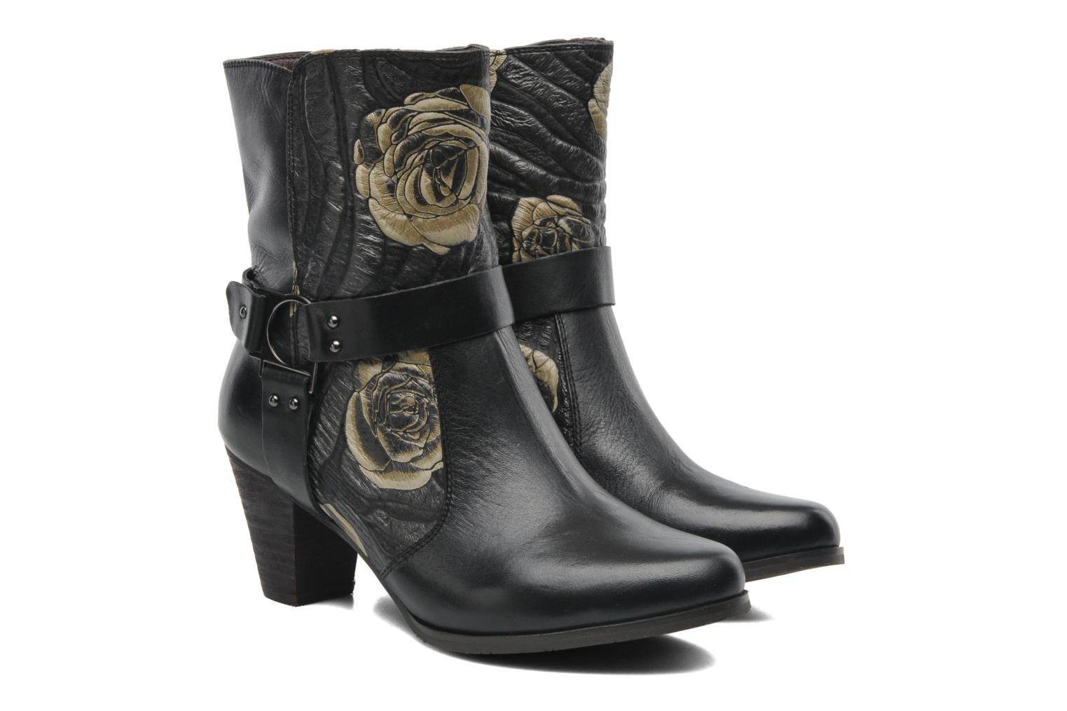 laura vita rapide ankle boots in black at 201293. Black Bedroom Furniture Sets. Home Design Ideas
