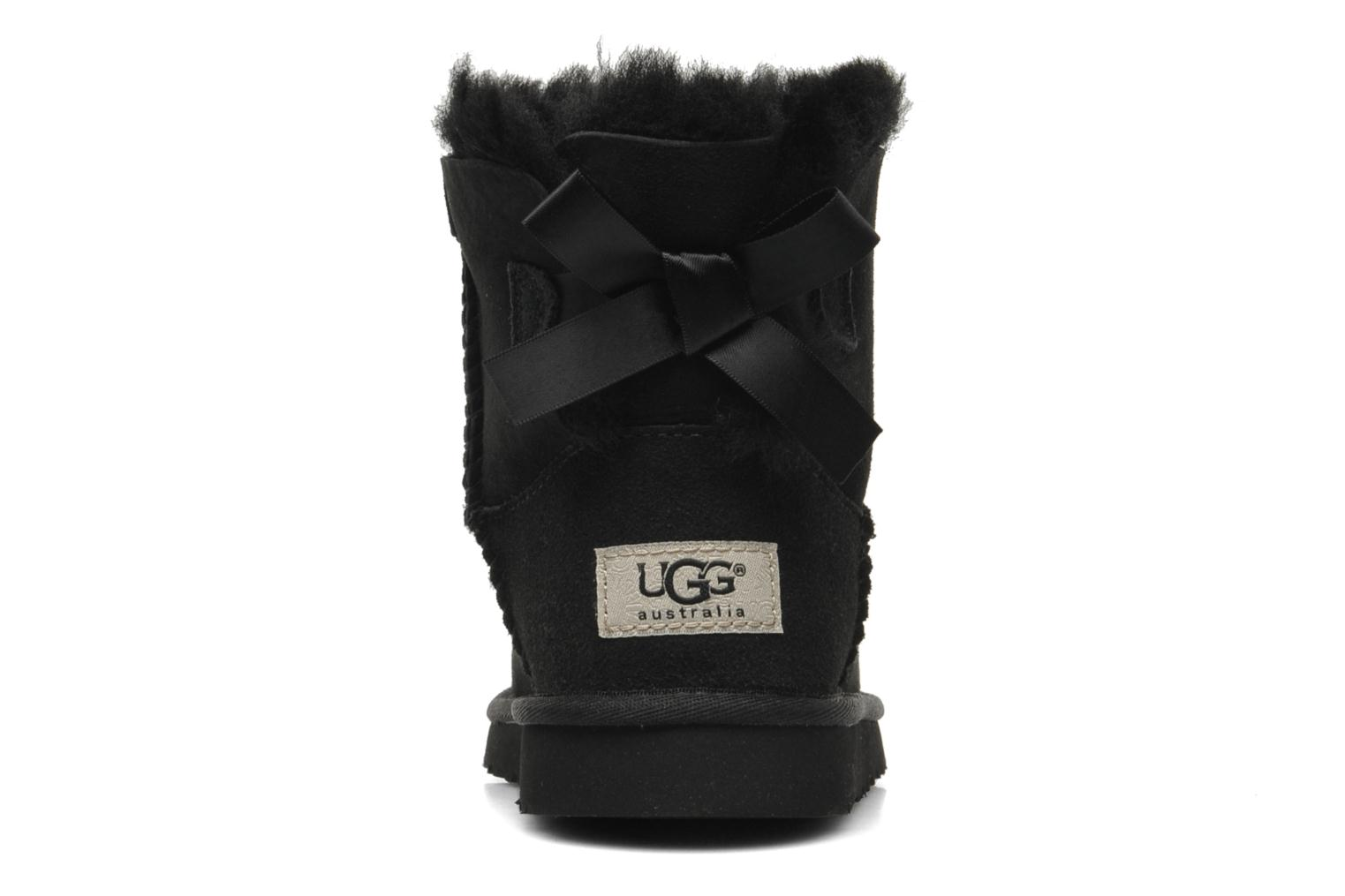 ugg boots bailey bow mini schwarz santa barbara institute for consciousness studies. Black Bedroom Furniture Sets. Home Design Ideas
